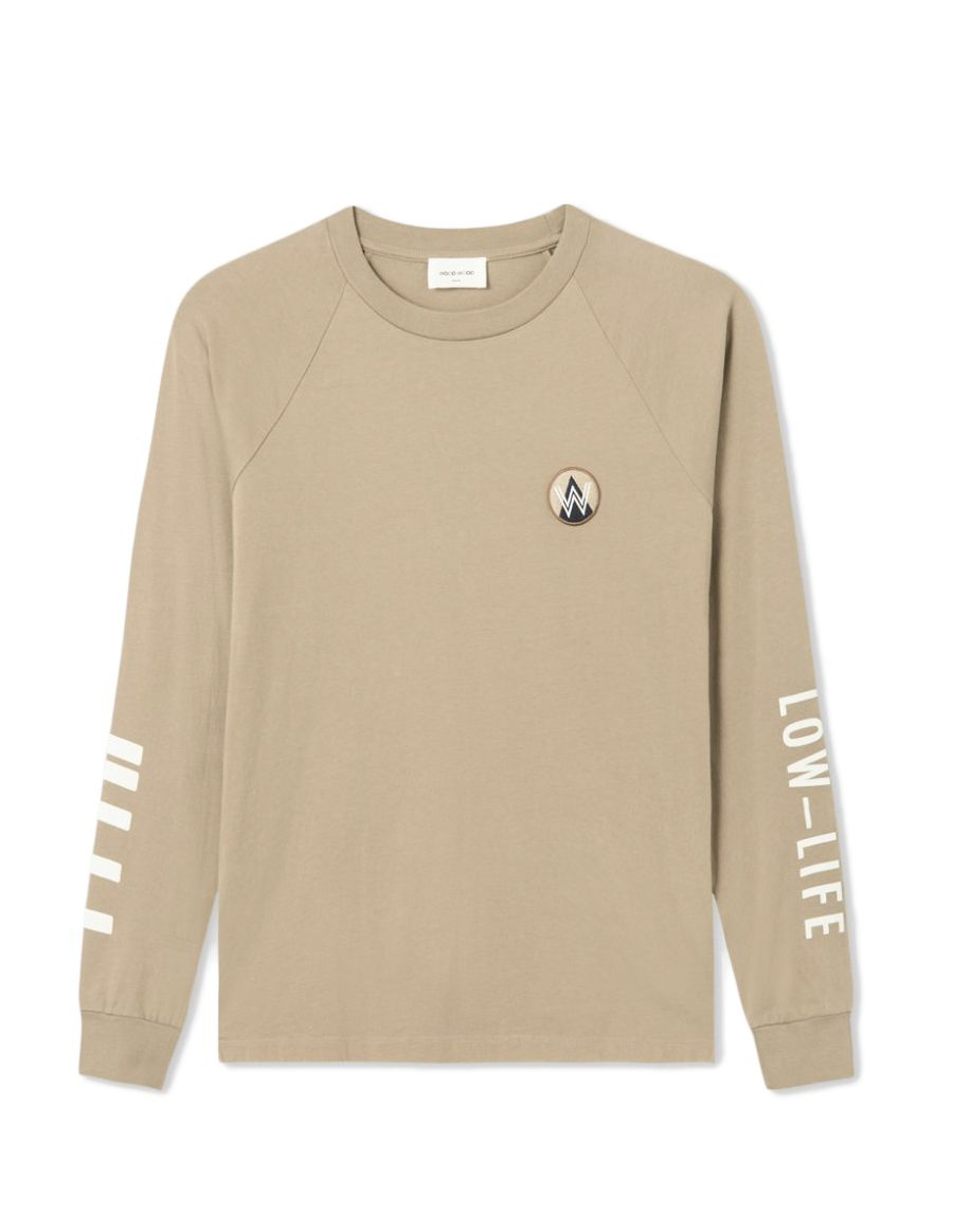 T-S ML HAN BEIGE/TAUPE