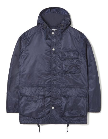 JACKET FLIGHT NYLON NAVY