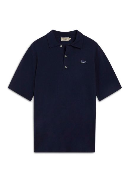 POLO EMBROIDERY FOX NAVY