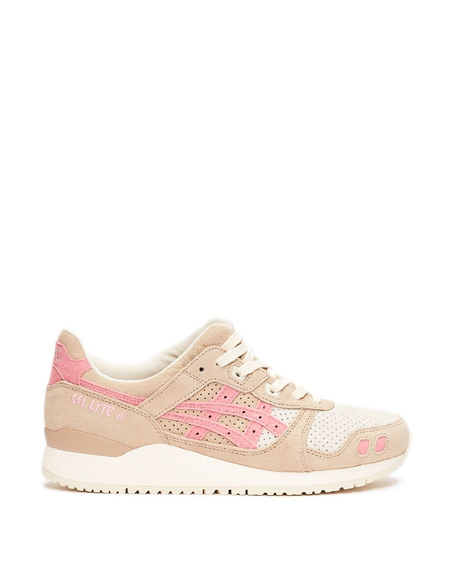GEL LYTE 3 WOOD CREPE PLUM BLOSSOM