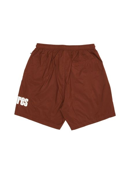 SHORT ELECTIC ACTIVE MARRON